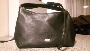 Black and gold Coach purse- Never used Strathcona County Edmonton Area image 1