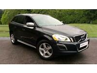 2012 Volvo XC60 D5 (215) R DESIGN 5dr AWD (Sta Manual Diesel Estate
