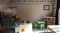 North end Home Daycare - Spaces Available Now!