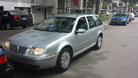 2005 Volkswagen Jetta gls .automatic.Familiale.impecable.3400$