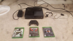 Xbox One 500gb system bundle