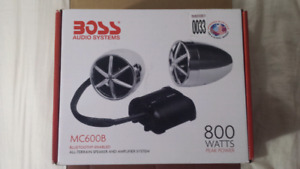 Boss Audio System 800 Watts  All-Terrain Bluetooth