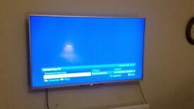 Sony 43 inch smart TV still under warranty