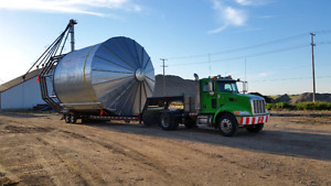 Grain Bin Moving