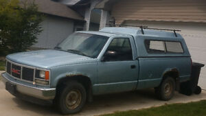 1990 GMC Sierra 1500 Pickup Truck Edmonton Edmonton Area image 2