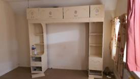 Free Bedroom wardrobe bedroom furniture set