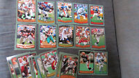 NFL 1999 Topps cards(28) Saint John New Brunswick Preview