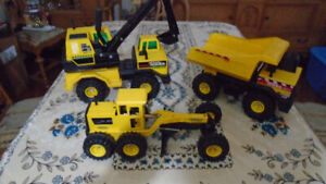 Collectable  Three Tonka Trucks - $75