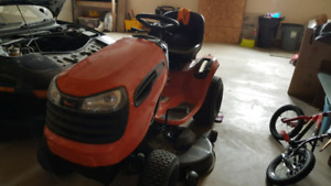 "2015 - 42"" Ariens 20HP Ride on Mower"