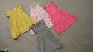 Girl's casual dress size 5~6