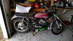 Yamaha rd350 parts for sale