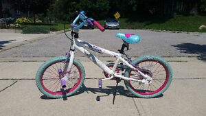 Girls Bike Good Used Condition