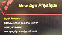 certified personal trainer!