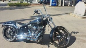 2014 Harley-Davidson FXSB - Softail Breakout