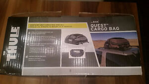 Brand New (boxed) - Thule 846 Quest Rooftop Cargo Bag Gatineau Ottawa / Gatineau Area image 2
