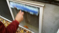 Premium Window & Gutter Cleaning, BBB Accredited, Bonded & Ins.