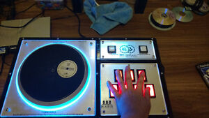 Beatmania IIDX-DJ Dao Controller for PS2