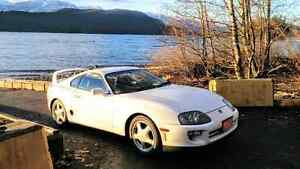 1999 Toyota Supra 2JZ-GE JDM RIGHT HAND DRIVE (VERY RARE!!!)