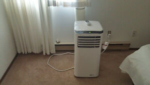 UBERHAUS PORTABLE 3in1 AC, FAN, DEHUMIDIFIER