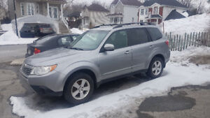 2009 Subaru Forester X w/Prem/All-Weather SUV, Crossover