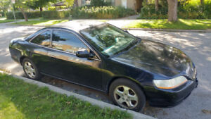 Need to sell by Weds.. 2000 Honda Accord EX V6 Coupe !! MSG ME