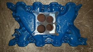 4 V intakes for Fords, GM's, and Dodge