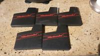 Nintendo NES Game Cartridge Sleeves