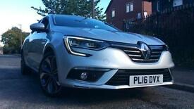 2016 Renault Megane Hatch 1.6 dCi Signature Nav 5dr Manual Diesel Hatchback