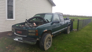 MUDTRUCK FOR SALE