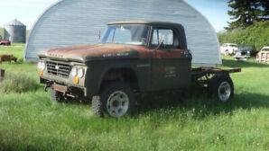 classic 1965 dodge power wagon 41,000 original miles