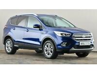 2017 Ford Kuga 1.5 EcoBoost 182 Titanium 5dr Auto SUV petrol Automatic