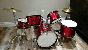 Granite Precision Junior Drum Set