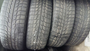WINTER TIRES  215/70 /r16     ($225 SET OF 4)