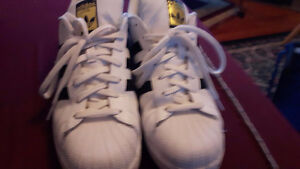 Addidas White Sneakers - Size 12 - Excellent Condition