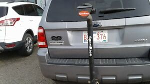 Sportrack bike rack