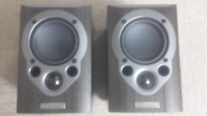 Mission M30i bookshelf audiophile speakers