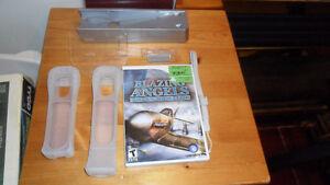 NINTENDO Wii GAMES  & ACCESSORIES