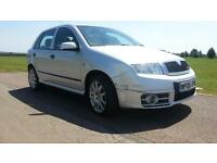 Skoda Fabia 1.9TD ( 130bhp ) vRS CHEAPEST ON THE NET FUTURE CLASSIC