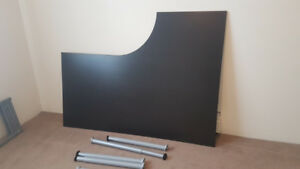 Large Ikea desk, excellent condition must go asap