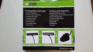 MI.P--Yorkville BS LED 9 - Orchestral Music Stand Light