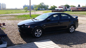 2009 Mitsubishi Lancer ***LOW KMS, FACTORY WARRANTY***