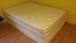 Double bed for sale good cond