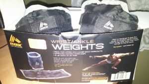 RBX Wrist and Ankle Weights