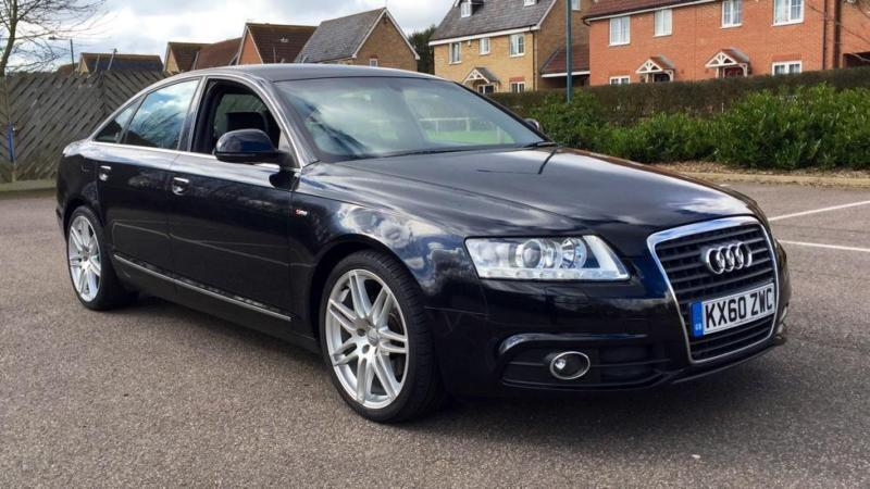 2010 audi a6 2 0 tdi 170 s line special ed automatic diesel saloon in ramsgate kent gumtree. Black Bedroom Furniture Sets. Home Design Ideas