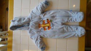 Baby Boy Winter Coat