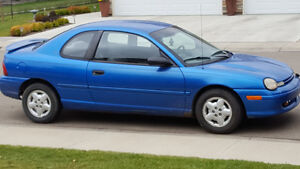 1998 Dodge Neon Coupe (2 door)