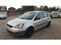 2006 Ford Fiesta 1.25 Studio 12 MOT 1 Owner Bargain
