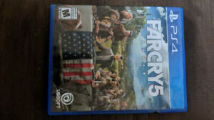 Far Cry 5 (PS4) - $20
