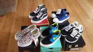 Toddler shoes Variety of brands sizes from 6c to 11c London Ontario image 4