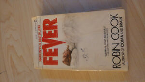 Fever by Robin Cook (Novel)